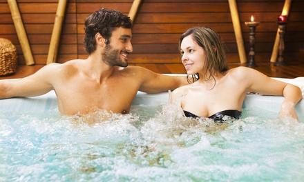 Circuito spa a elegir para 2 personas con opción a masaje y peeling de espalda desde 29,95 € en Spa Meliá Atlanterra
