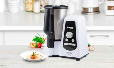 Robot de cocina multifunción Newcook Thermo Professional y kit de vapor opcional